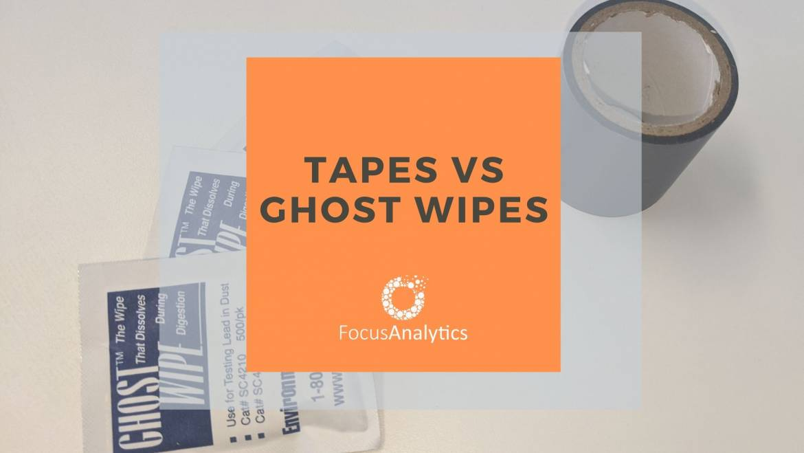 Tapes vs Ghost Wipes