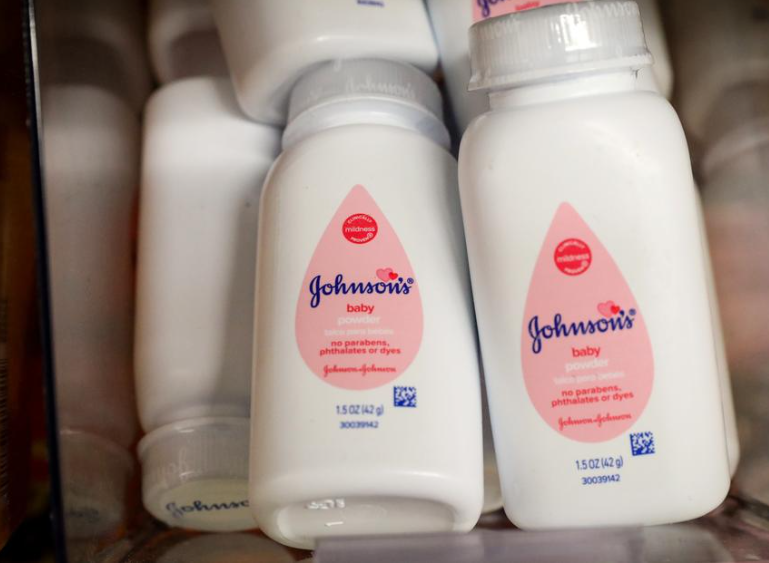 Johnson & Johnson discontinues sales of Talc-based Johnson's Baby Powder in the US and Canada