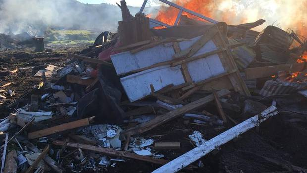 Tauranga man to pay $14,000 fine for Burning Demolition Waste in Rotorua