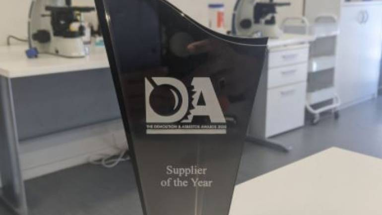 Focus wins Supplier of the year at NZDAA Awards Night